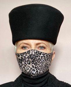 Mask by Brooks modeled by StyleCrone