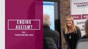 Eding Ageism Together Workshop Online