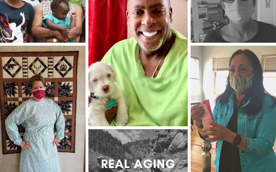 Real Aging - people from the stories