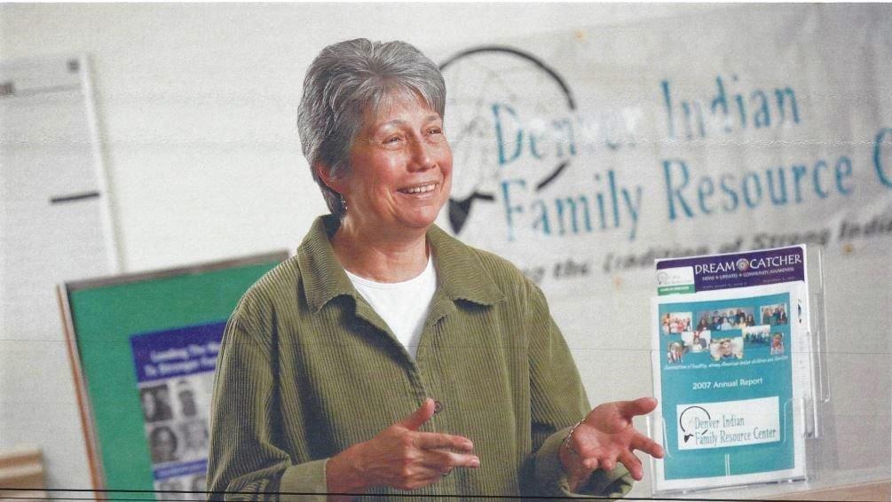 Lucille Echohawk: Advisor & Advocate for Denver's Native Community