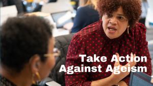 Ageism Activism Center banner