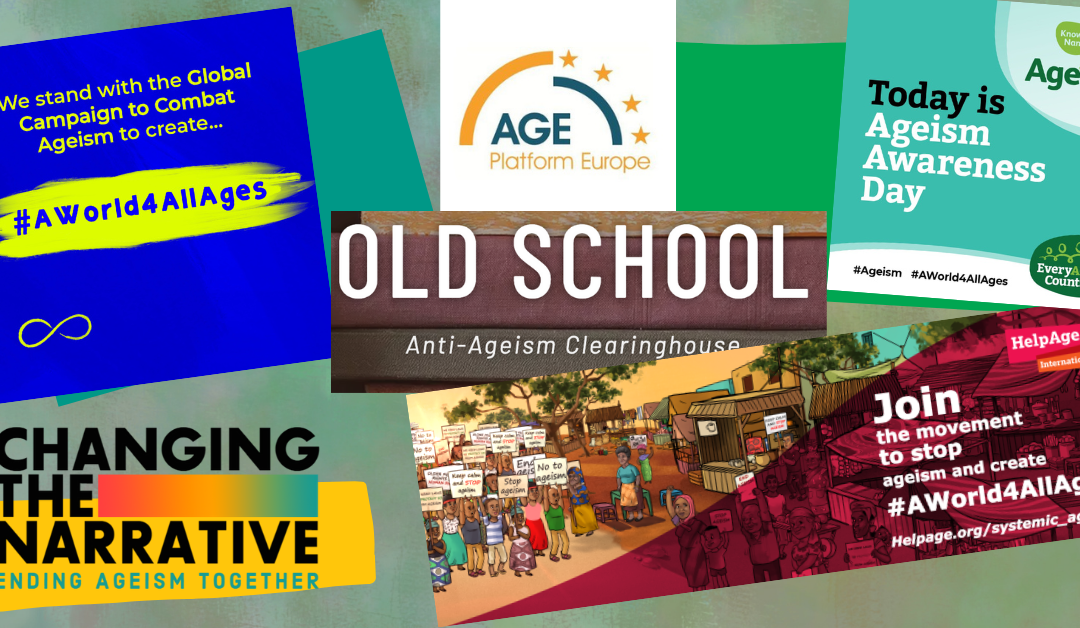 Encouraging news in the global campaign to end ageism